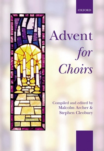 Advent For Choirs: Vocal: Satb