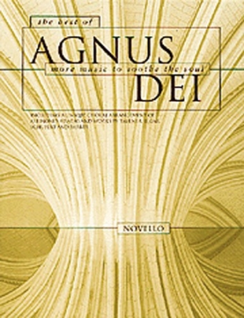 Best Of Agnus Dei (green)-vocal-ssaattbb