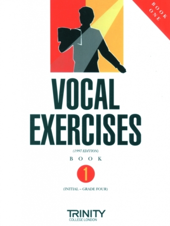 Trinity College: Vocal Exercises: Book 1: Initial-4