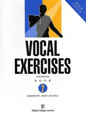 Trinity College: Vocal Exercises: Book 2: Gr 5-8: High Voice