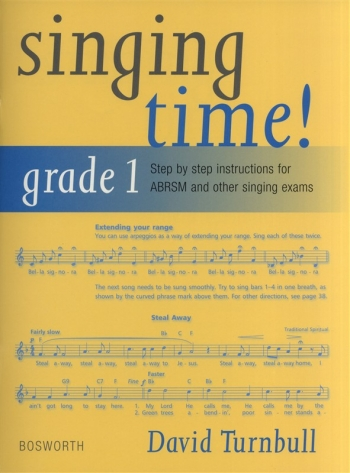 Singing Time: Grade 1: Voice, Piano Accompaniment (D Turnball)