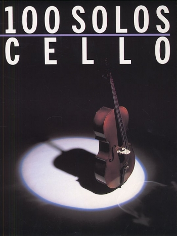 100 Solos For Cello Solo