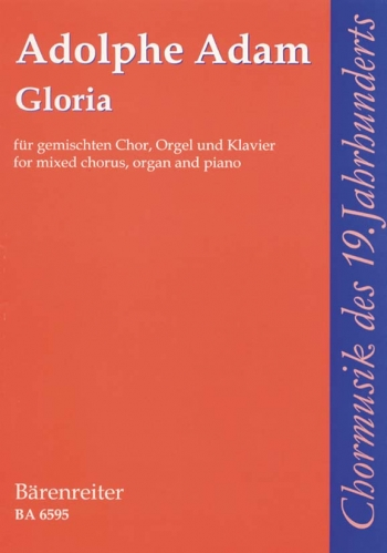 Gloria: Vocal Score (Barenreiter)