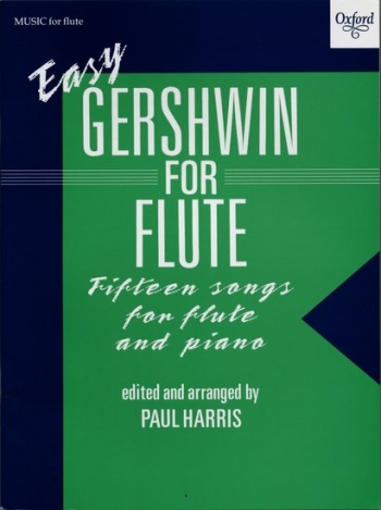Easy Gershwin For Flute & Piano (OUP)