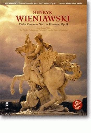 Concerto: No 1 -F# Minor Op14: Violin and Piano