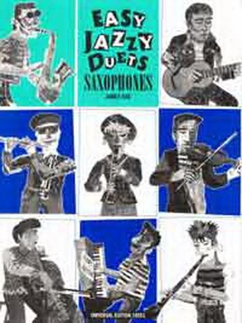 Easy Jazzy Duets: Saxophone Duet