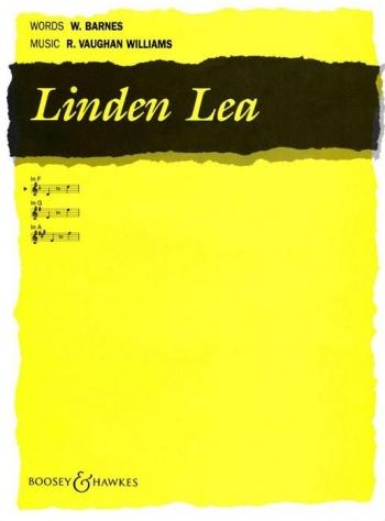Linden Lea: F Major Low Voice & Piano