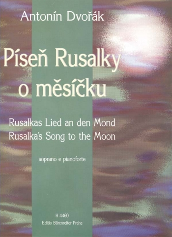 Rusalkas Song To The Moon: Gb Major: Vocal Solo
