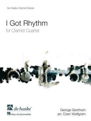 I Got Rhythm: Clarinet Quartet