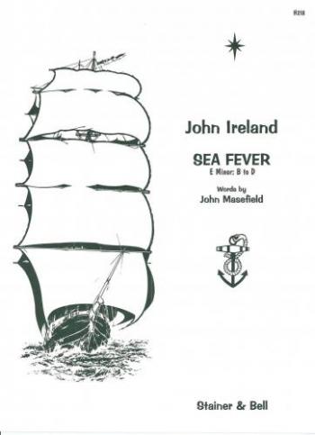 Sea Fever In E Minor: Vocal: Solo