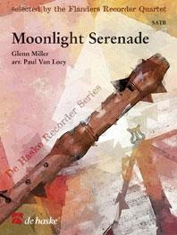 Moonlight Serenade: Recorder Quartet