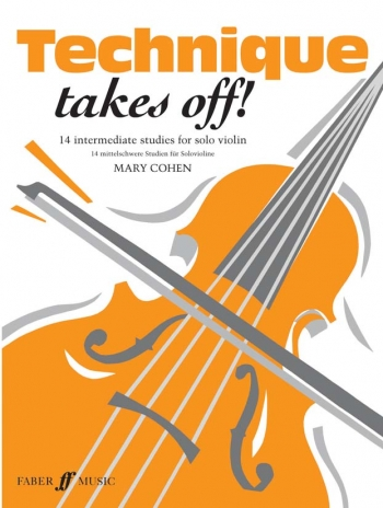 Technique Takes Off: Violin (Cohen)