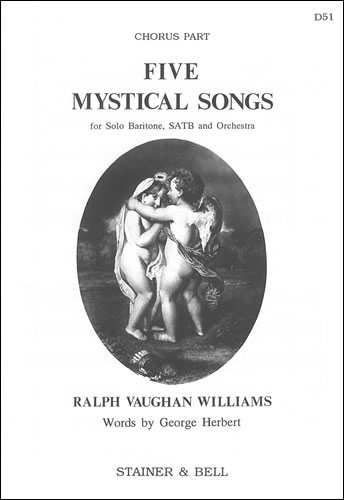 5 Mystical Songs: Vocal: Chorus Score