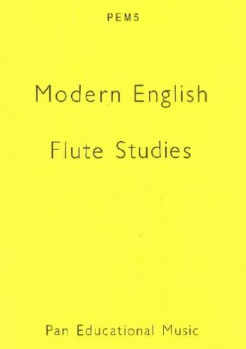 Modern English Flute Studies