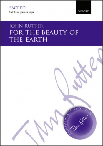 For The Beauty Of The Earth Vocal SATB (Oxford)
