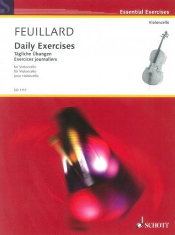 Daily Exercises: Violoncello: Studies