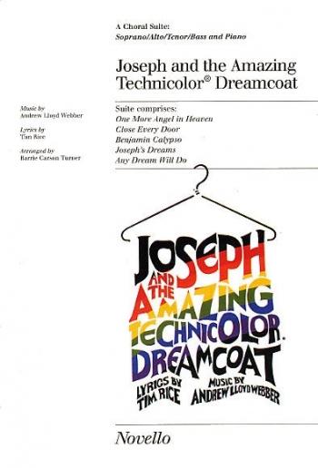 Joseph And The Amazing Technicolor Dreamcoat-vocal-satb (lloyd Webber)