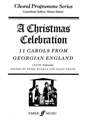 Christmas Celebration - Vocal SATB