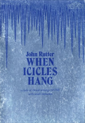 When Icicles Hang: Vocal Satb (OUP)