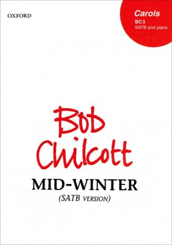 Mid Winter: Vocal: Satb (Oxford)