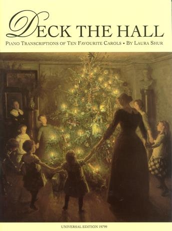 Deck The Hall: Piano