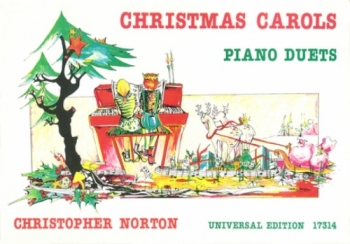 Christmas Carols Piano Duets