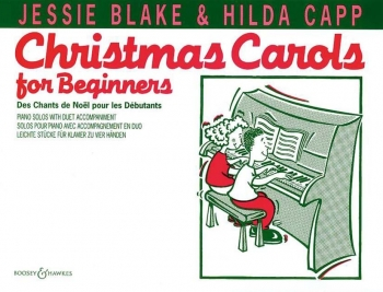 Christmas Carols For Beginners: Piano