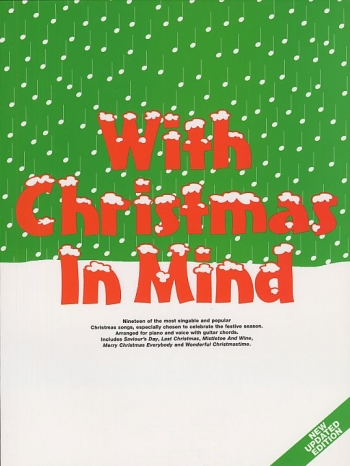 With Christmas In Mind: Piano Vocal Guitar