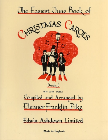 Easiest Tune Book Of Christmas Carols: Book 1: Piano
