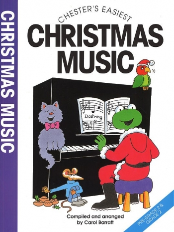 Chesters Easiest Christmas Music: Piano