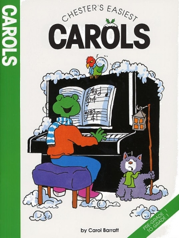 Chesters Easiest Carols: Piano