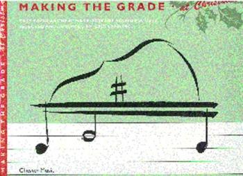 Making The Grade At Christmas: Piano