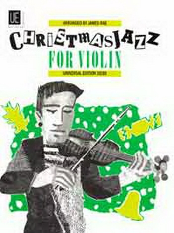Christmas Jazz For Violin and Piano