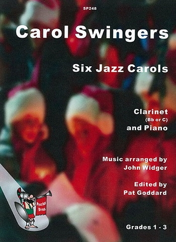 Carol Swingers: Clarinet Christmas: Grade 1-3