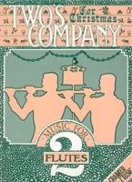 Twos Company For Christmas: Flute