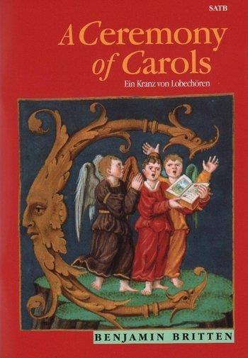 Ceremony Of Carols: Vocal Score: Satb (Boosey & Hawkes)