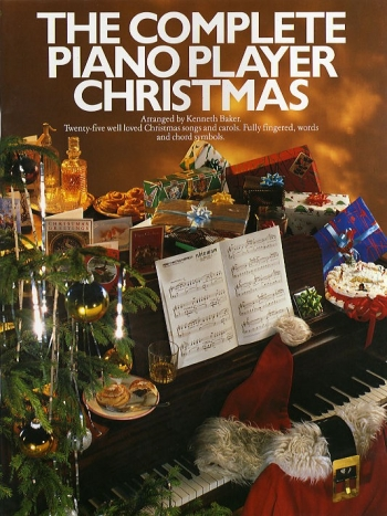 Complete Piano Player: Christmas