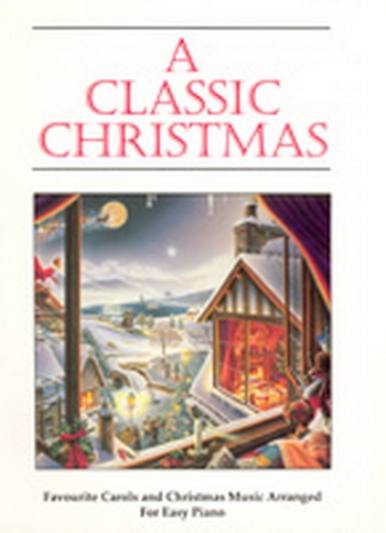 A Classic Christmas: Piano
