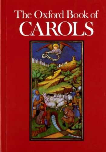 Oxford Book Of Carols: Vocal - Satb