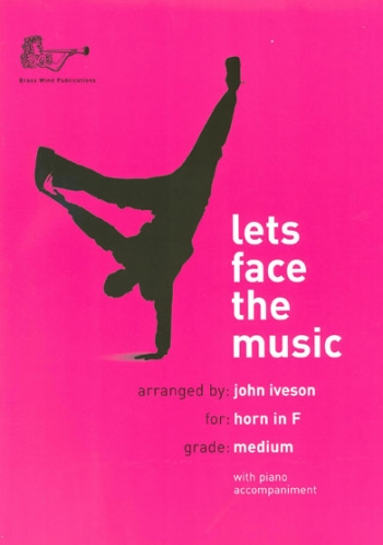 Lets Face The Music: French Horn & Piano (Brasswind)