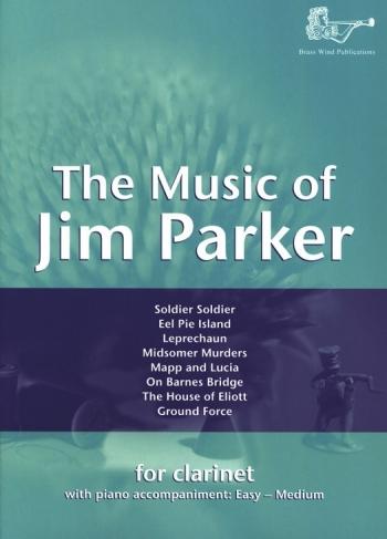 Music Of Jim Parker: Clarinet & Piano (Brasswind)