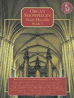Organ Showpieces Made Playable: 2