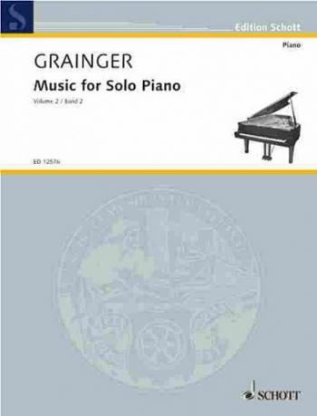 Music For Solo Piano: Vol.2: Piano (Schott Ed)