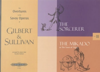 Overtures To The Savoy Operas: Book 3