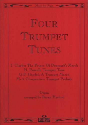 4 Trumpet Tunes: Organ