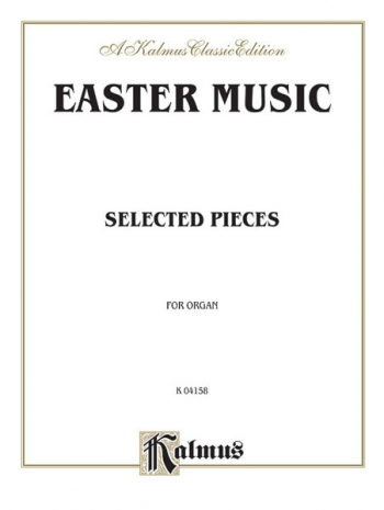 Easter Music: Organ: Album