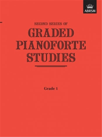 Graded Pianoforte Studies: 2nd Series: Book 1 (ABRSM)