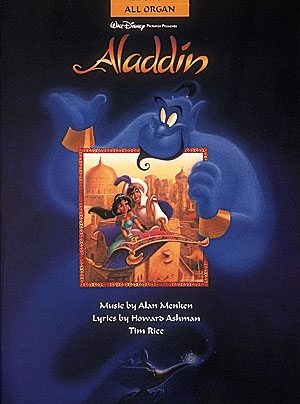 Aladdin: Organ: Album