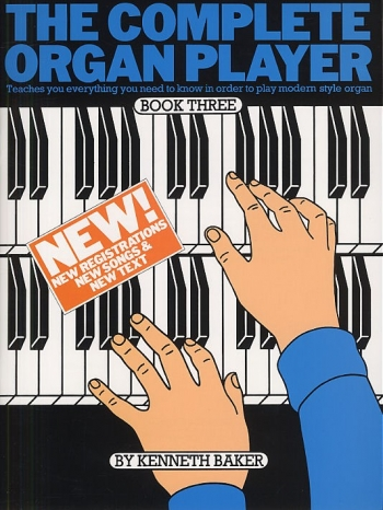 Complete Organ Player: 3 Tutor