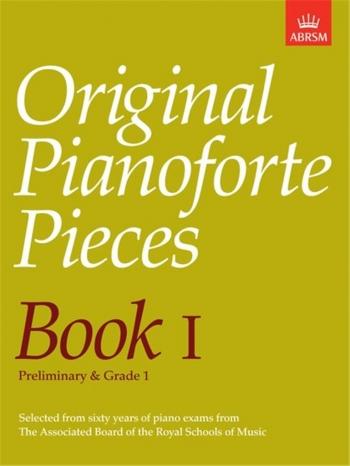 Original Pianoforte Pieces: Book 1
